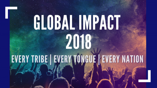 Global Impact 2018 - guest speaker Image