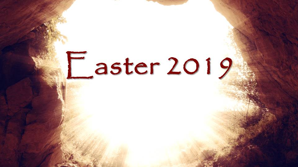 Easter 2019 - Death Defeated