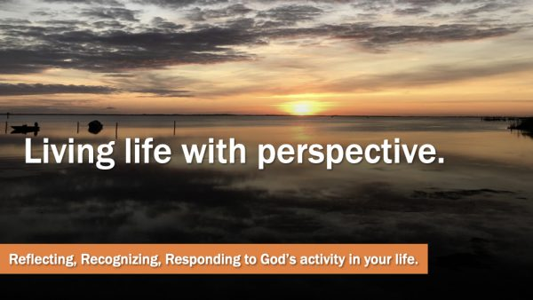 Living Life with Perspective Image